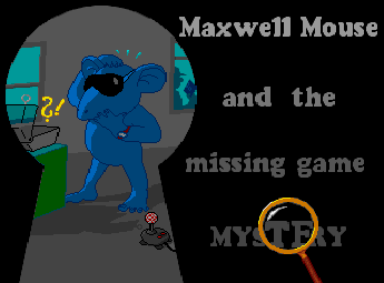 Maxwell In Game Screenshot - Title